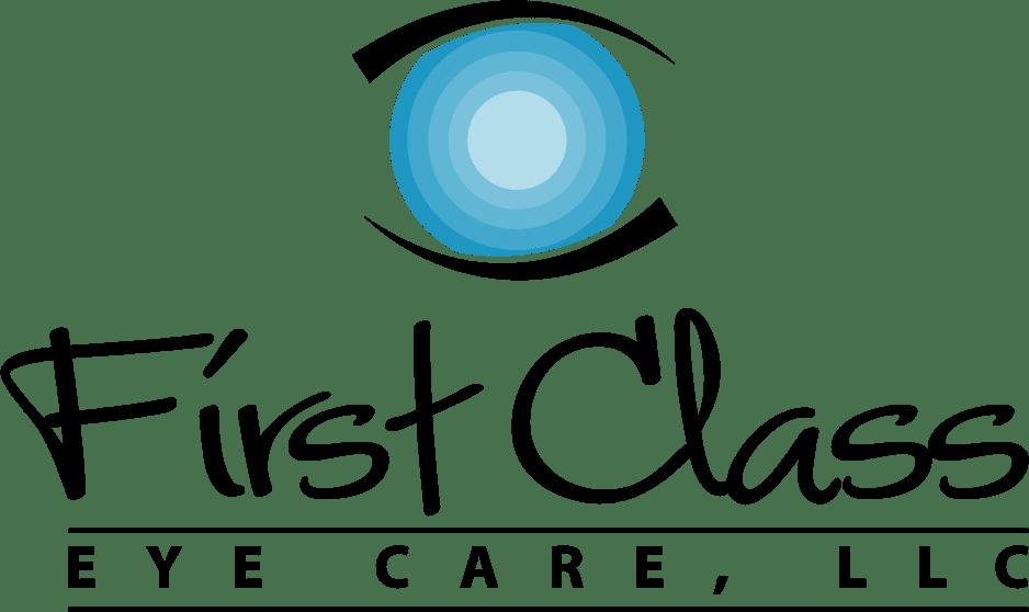 First Class Eye Care - Logo